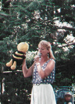 Cindy Cook and Spelling Bee
